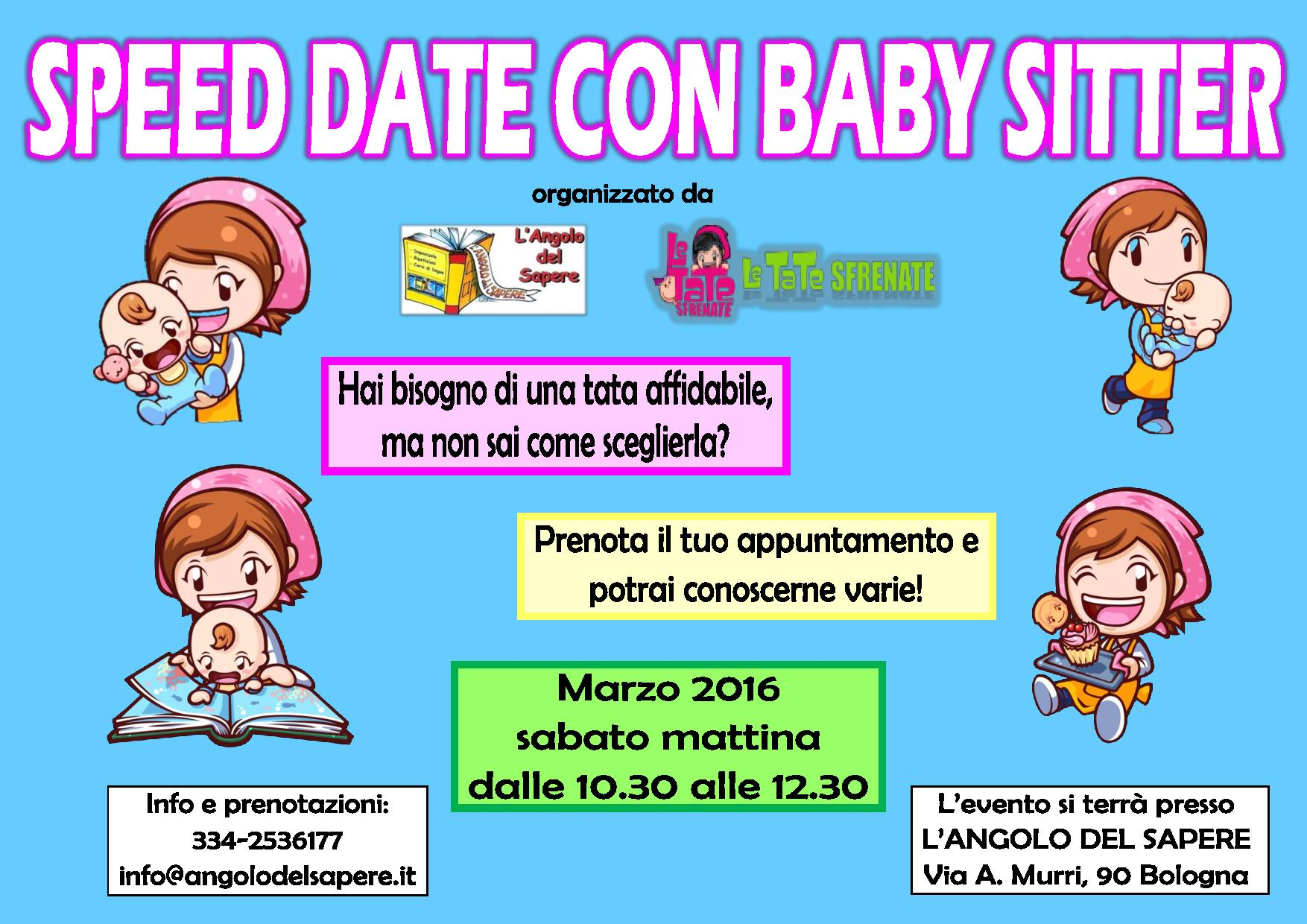 Etrade speed dating baby
